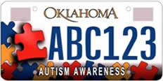 Autism Awareness Tag